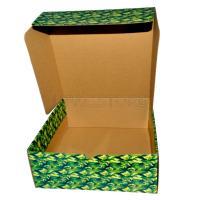 """Подарочная коробка """"камуфляж"""" 25*25*10 см_1"""